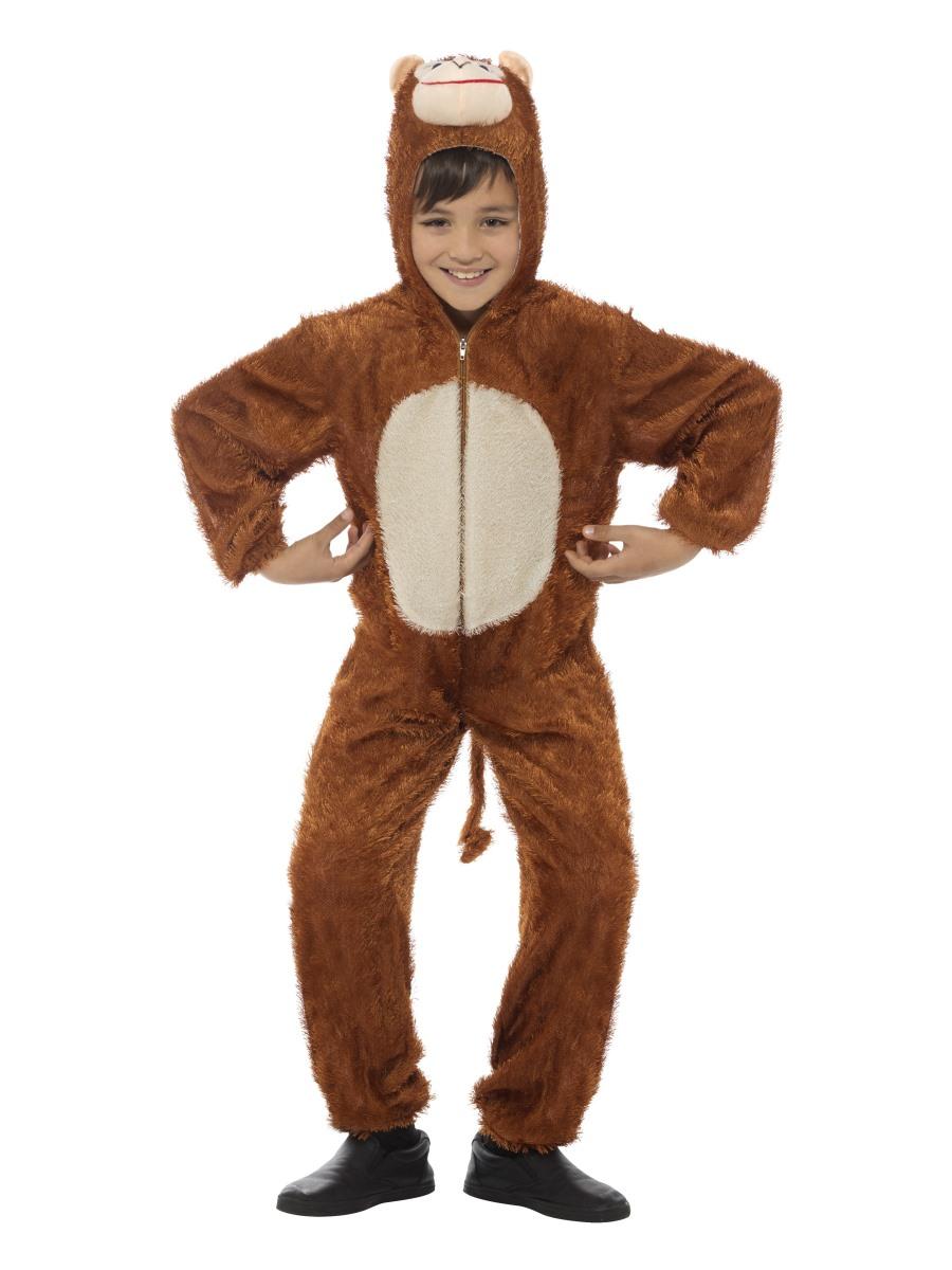 Child Monkey Costume 30800 Fancy Dress Ball