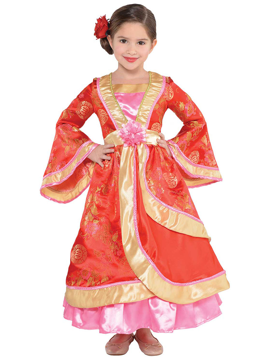 Chinese Girl Costumes For Halloween