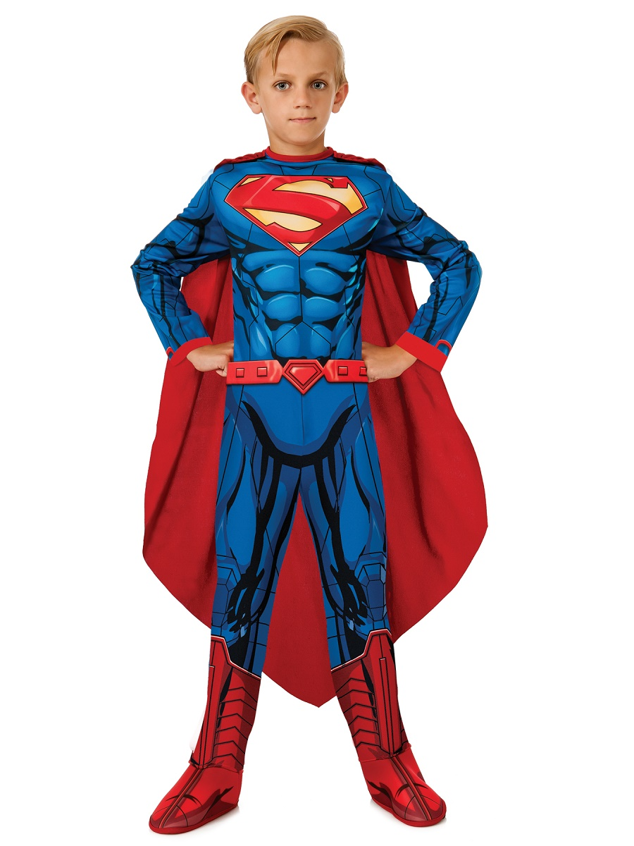 Kid's Superhero Costumes. When it comes to imaginative playtime, playing dress up or for a really boss and far out Halloween costume, any superhero is likely to be on the top of your kid's must-have list.
