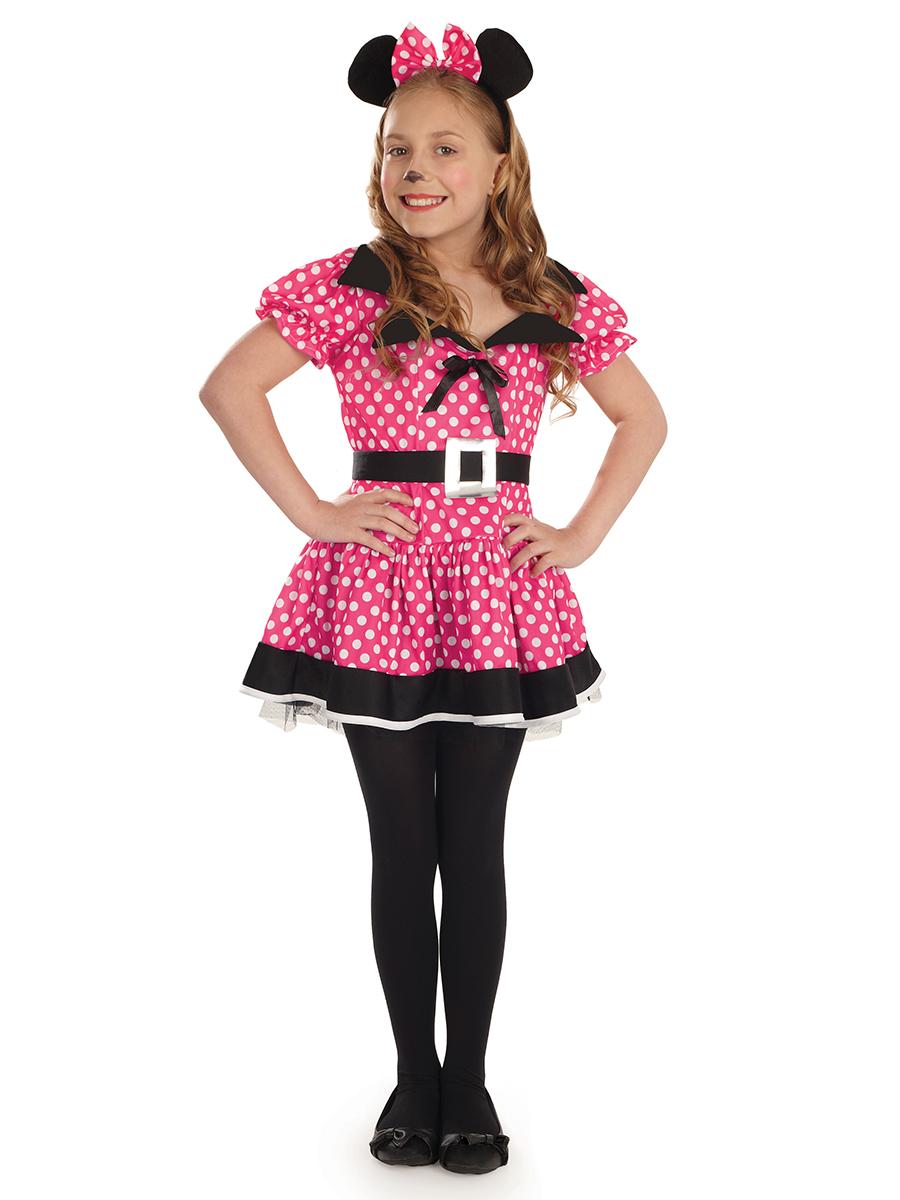 Child Pink Little Missy Costume Fs3754 Fancy Dress Ball