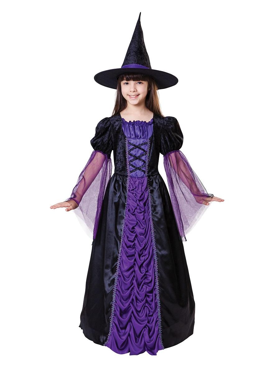 Child Princess Witch Costume - CC555 - Fancy Dress Ball