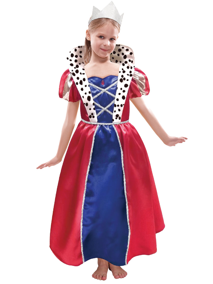To recieve an automatic email once we have child queen costume back