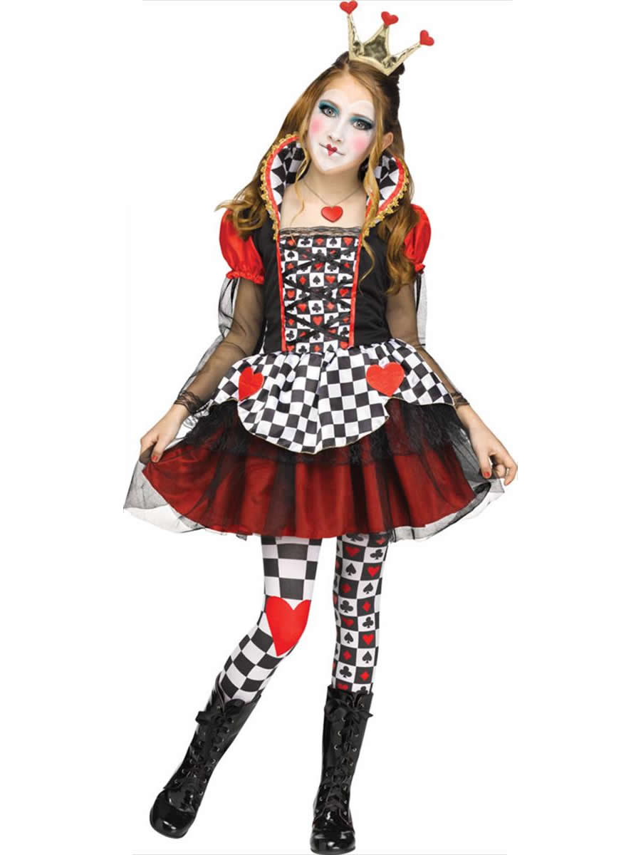 Queen Of Hearts Shoes Kids