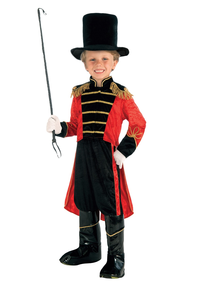 Child Ring Master Costume - CC288