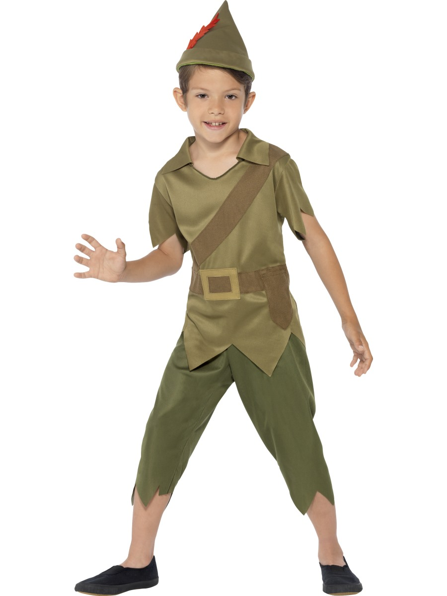 98b3d5804ee Child Robin Hood Costume - 44063 - Fancy Dress Ball