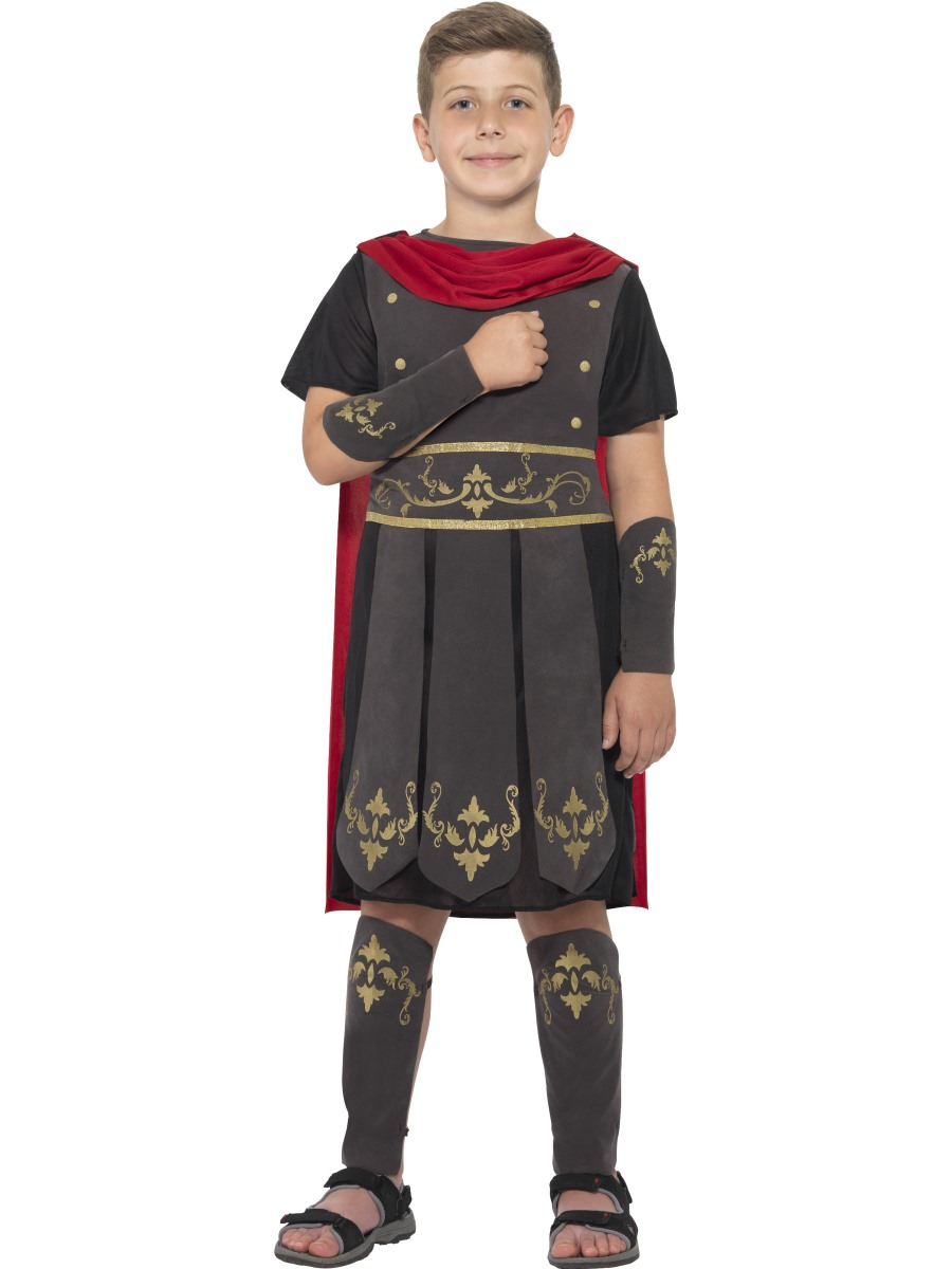 child roman soldier costume 45477 fancy dress ball. Black Bedroom Furniture Sets. Home Design Ideas