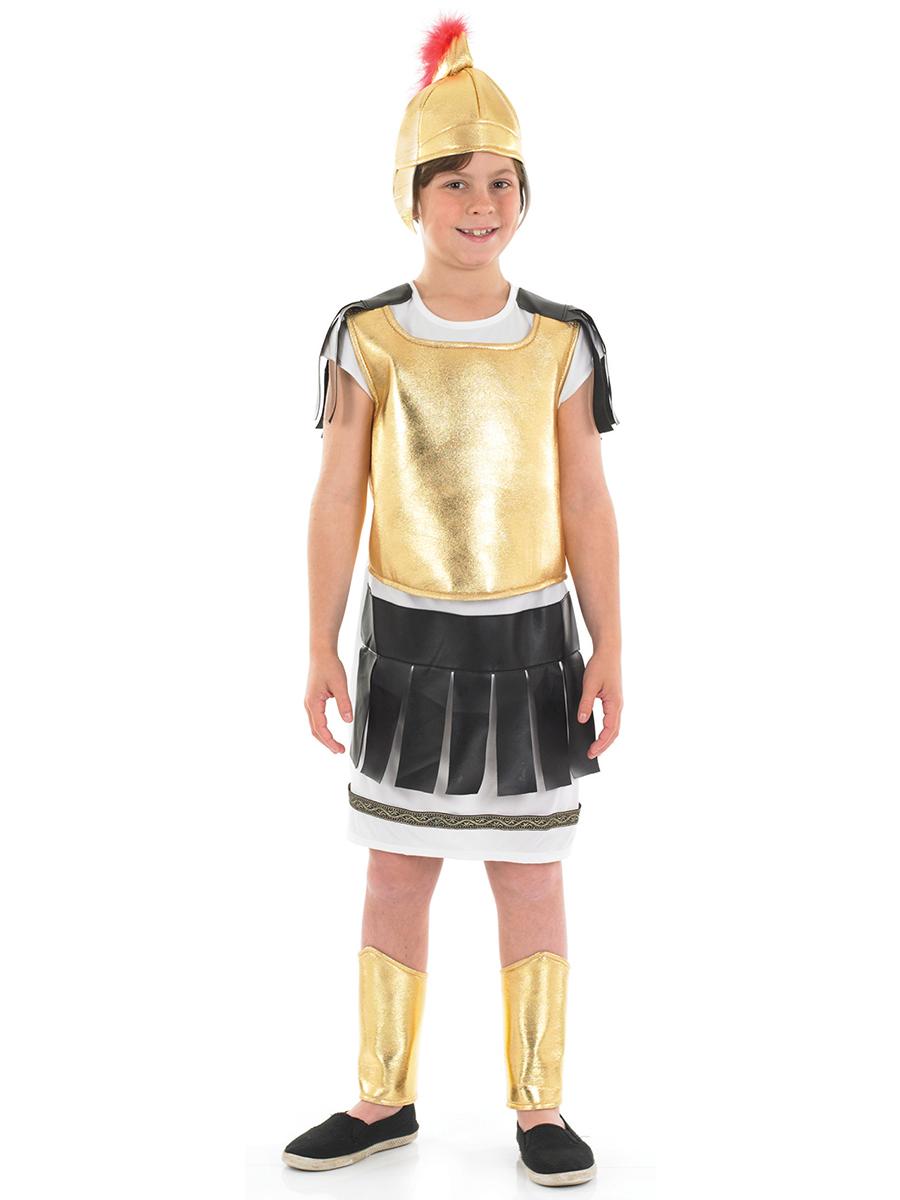 child roman warrior costume fs2987 fancy dress ball