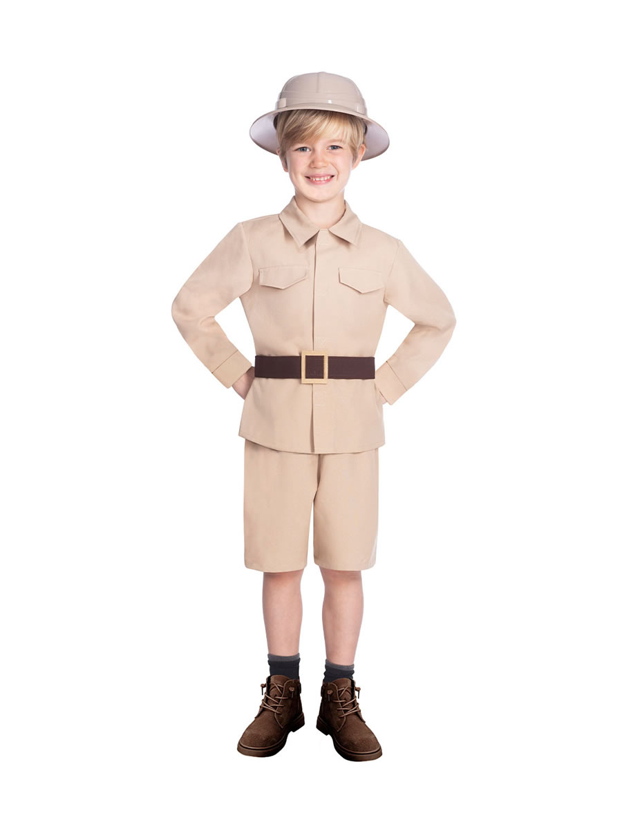 child safari boy costume  9905864  fancy dress ball