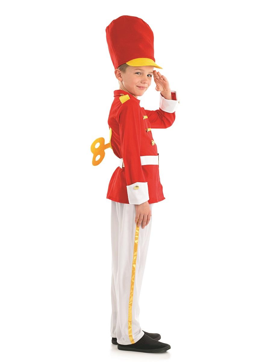 Child Tin Soldier Costume Fs3998 Fancy Dress Ball