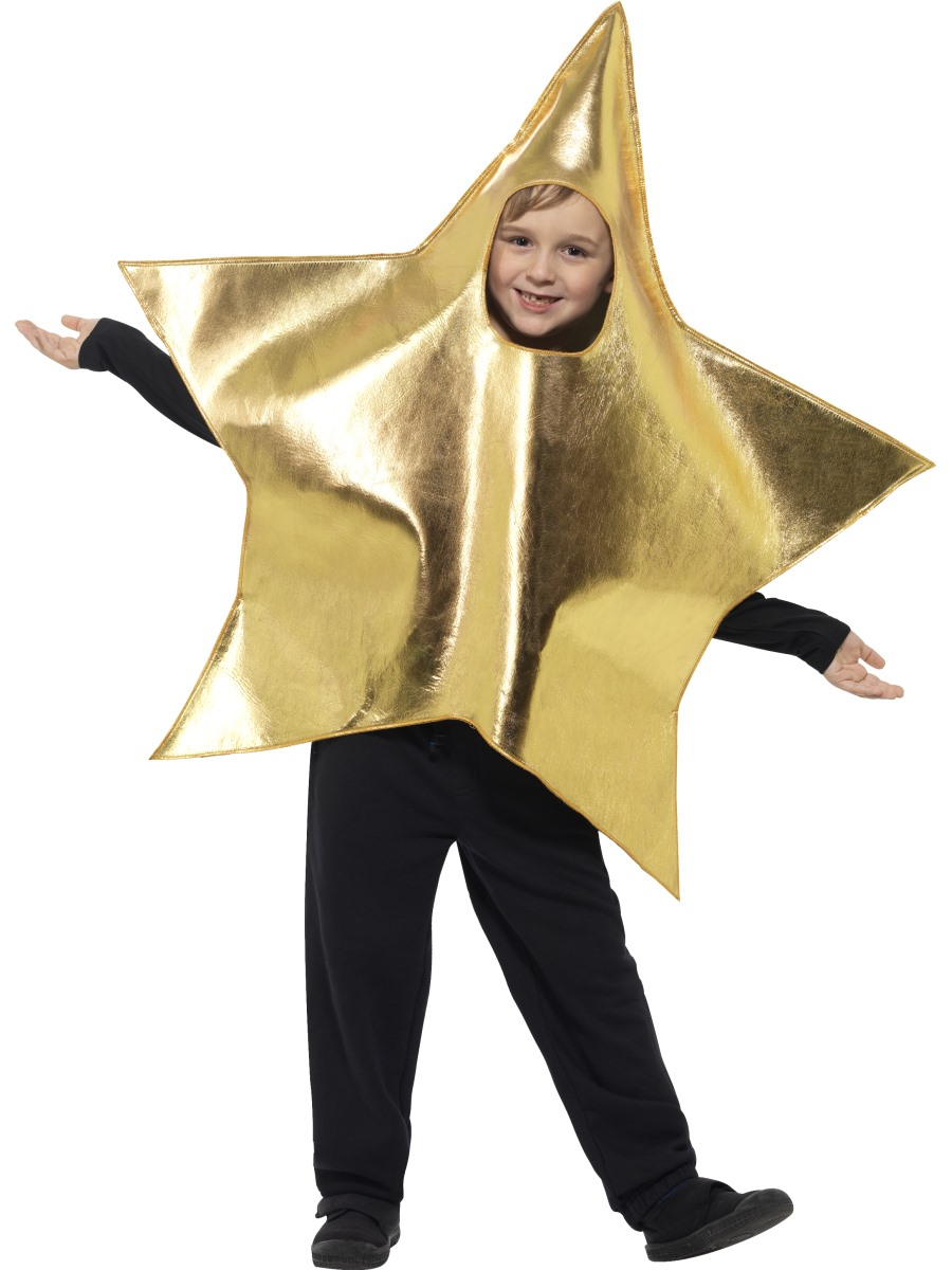 Child Shining Star Costume 45484 Fancy Dress Ball