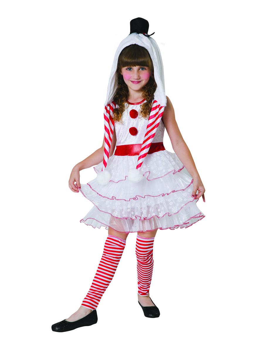 58d0ef5ad2 Child Snow Girl Costume - CF115 - Fancy Dress Ball