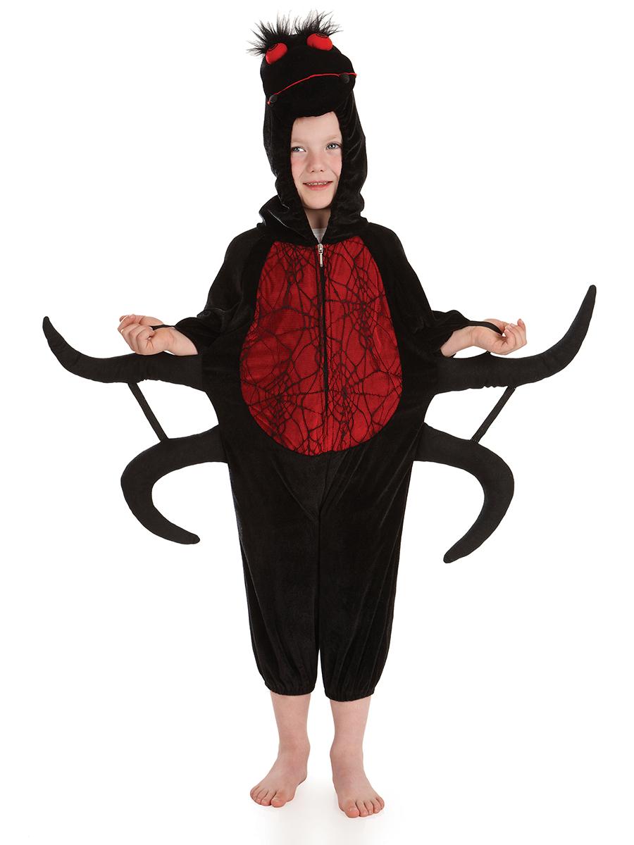 Child Spider Costume Fs3889 Fancy Dress Ball