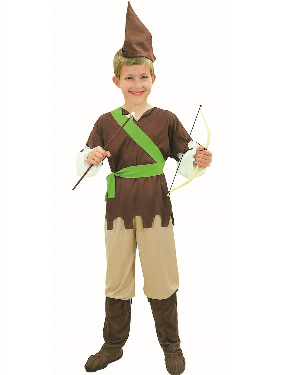 bd30d61c36a Child Robin Hood Costume - CC402 - Fancy Dress Ball