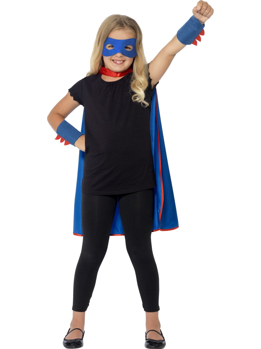 child superhero instant kit 44329 fancy dress ball
