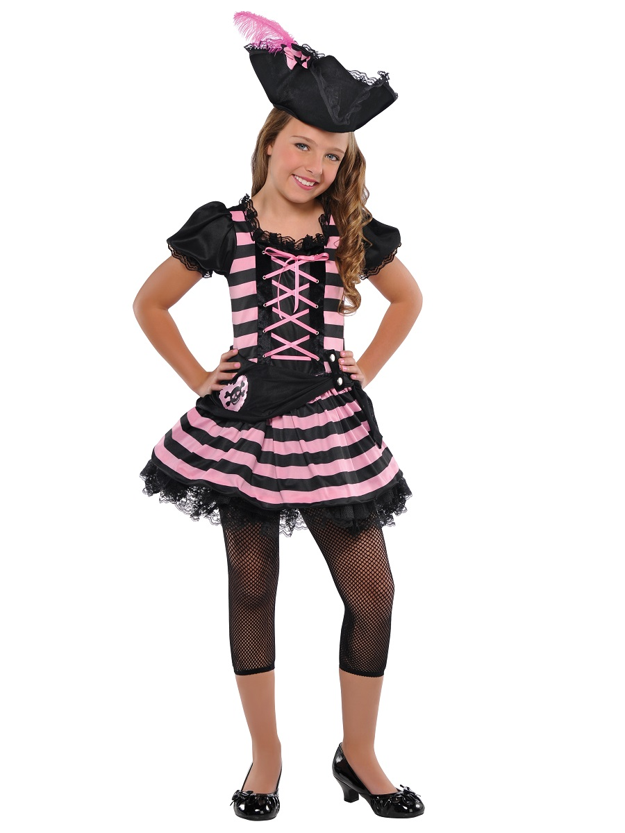 Child Sweetheart Pirate Costume 997649