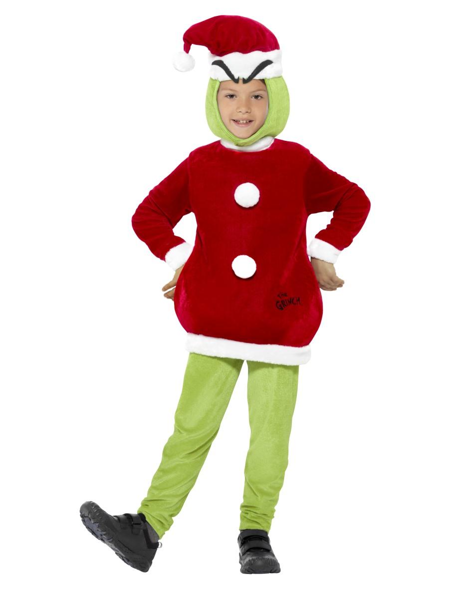 Child The Grinch Costume. Child The Grinch Costume  sc 1 st  Fancy Dress Ball & Child The Grinch Costume - 31846 - Fancy Dress Ball