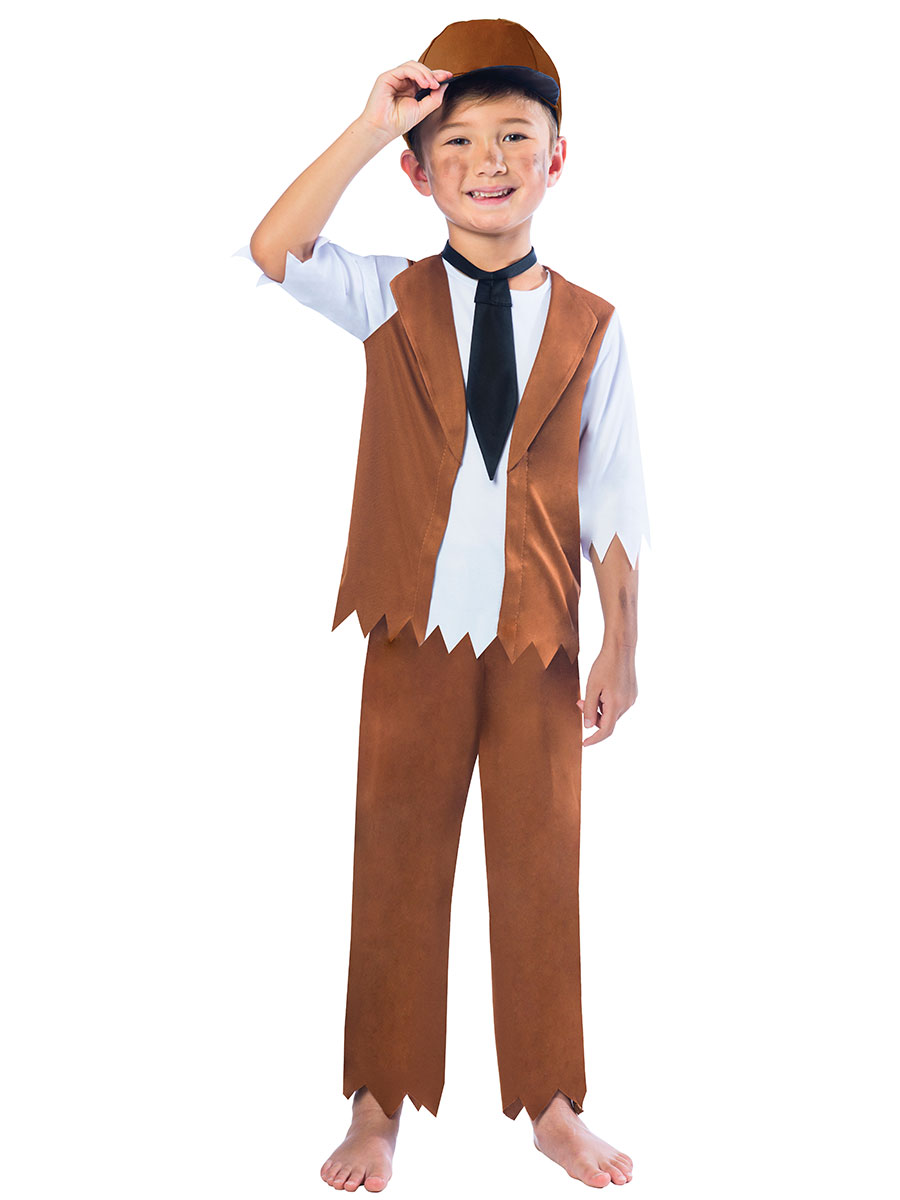 Child Victorian Boy Costume 9901702 Fancy Dress Ball