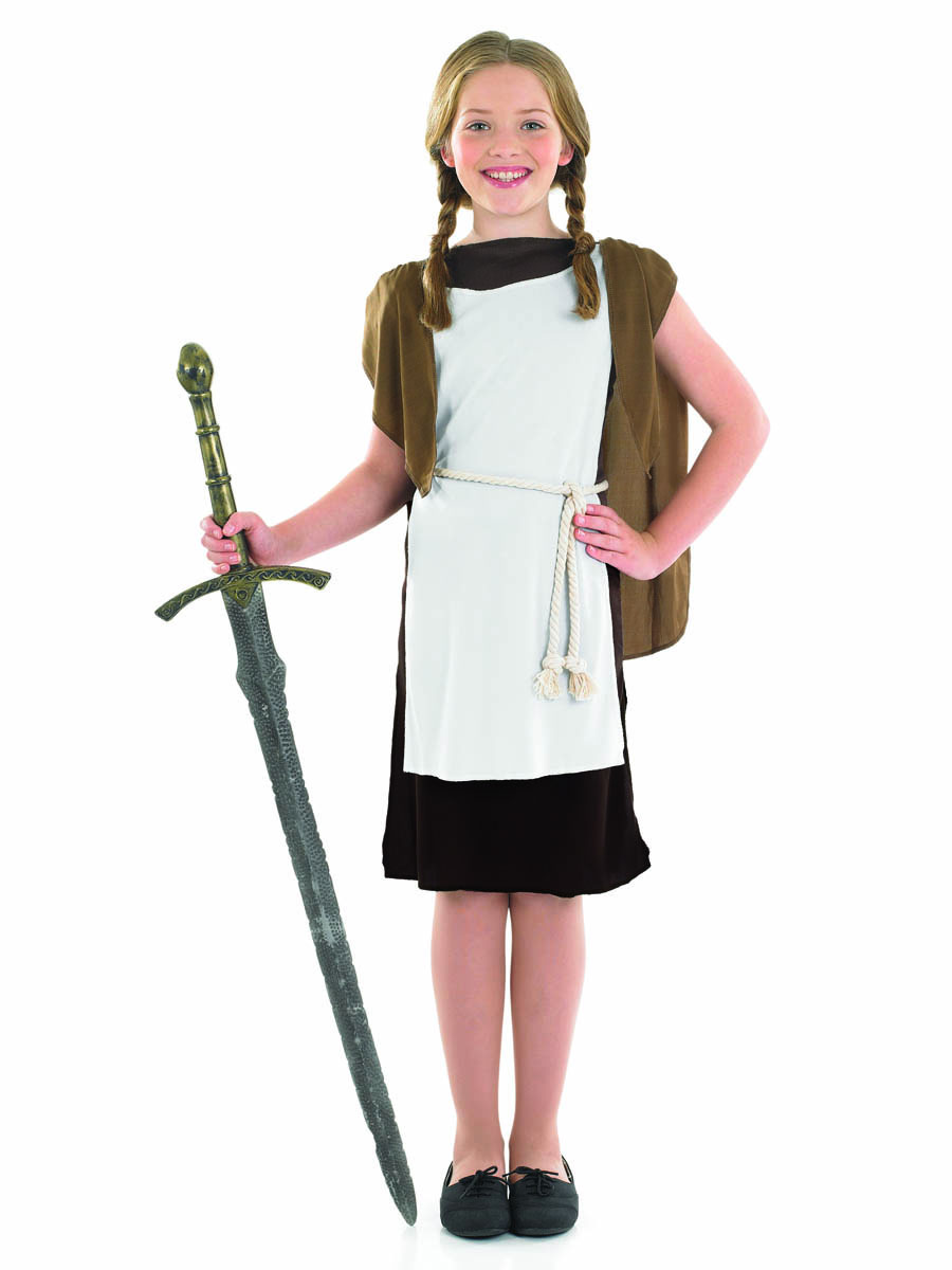 Child Viking Girl Costume · VIEW FULL IMAGE  sc 1 st  Fancy Dress Ball : viking costume ideas  - Germanpascual.Com