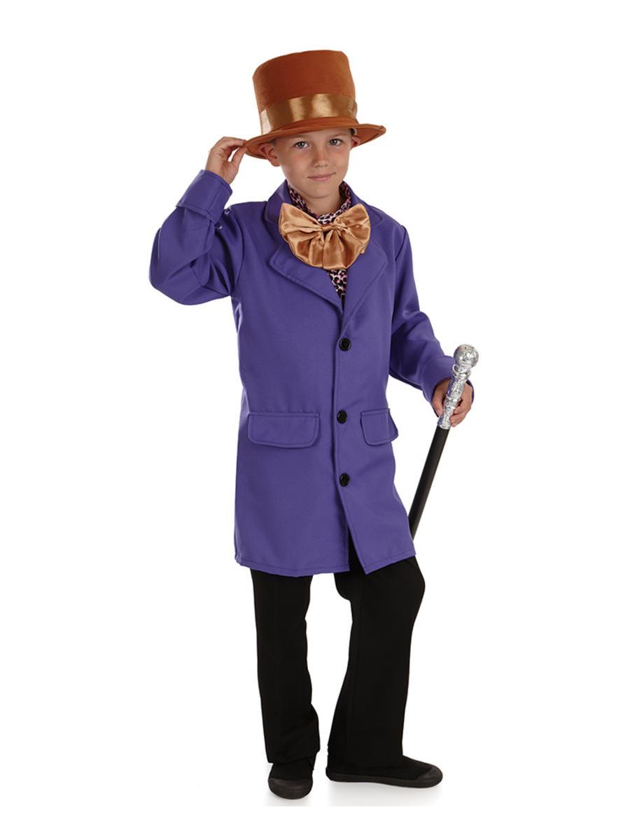 Child Willy Wonka Costume - FS3871 - Fancy Dress Ball