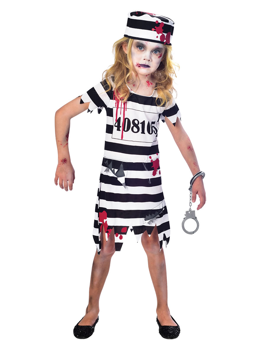 Convict Halloween Costume