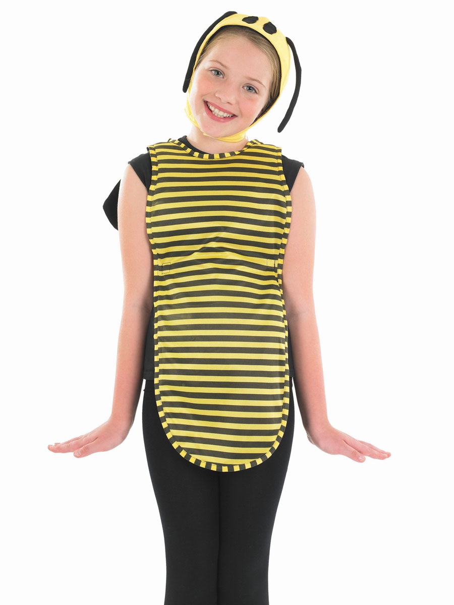 Child Bumble Bee Costume. Child Bumble Bee Costume  sc 1 st  Fancy Dress Ball & Child Bumble Bee Costume - FS3443 - Fancy Dress Ball