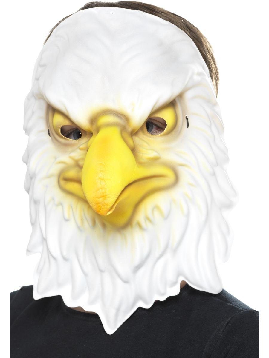 Childrens Eagle Mask 46968 Fancy Dress Ball
