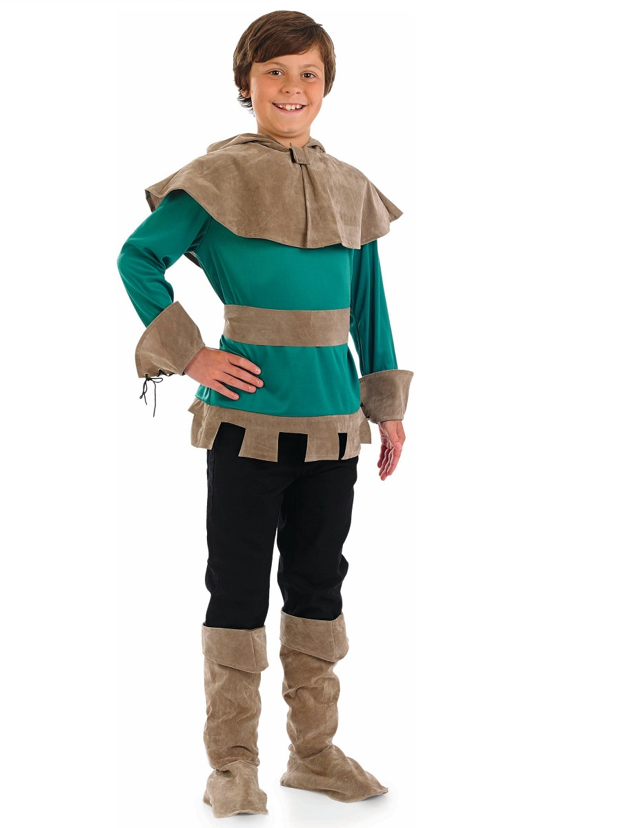 173843f50ca Child Robin Hood Costume - FS3603 - Fancy Dress Ball