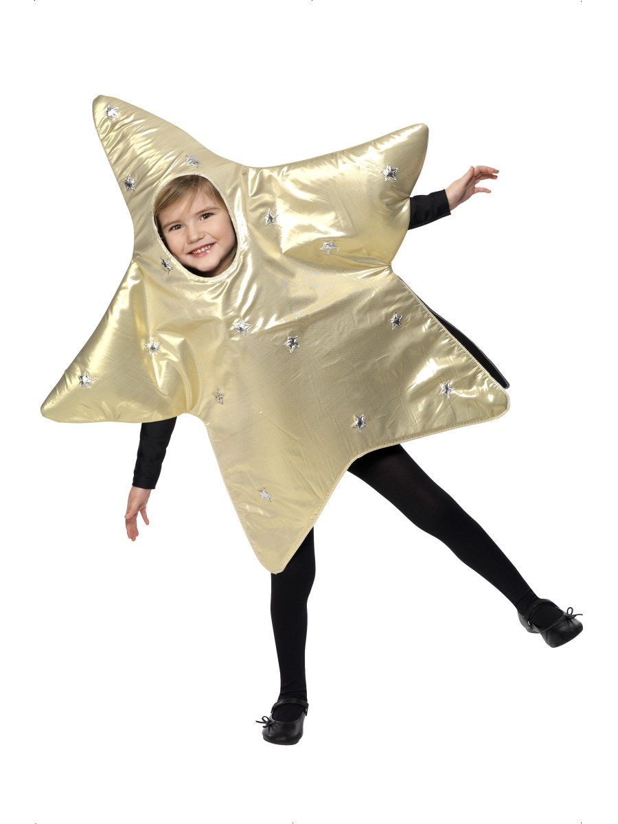 Child Christmas Star Costume - 31310 - Fancy Dress Ball