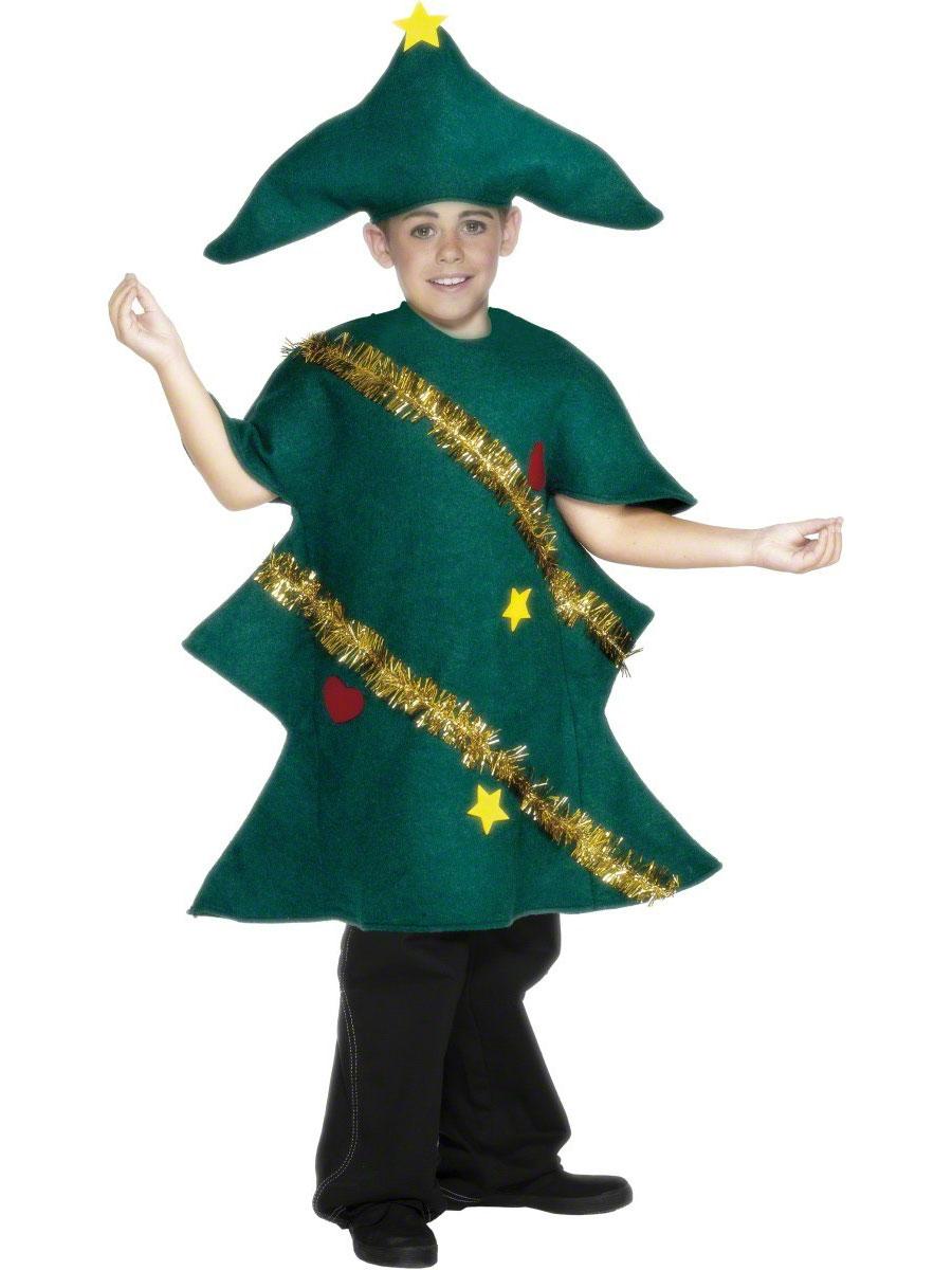 Child Christmas Tree Childrens Costume - 28264 - Fancy ...