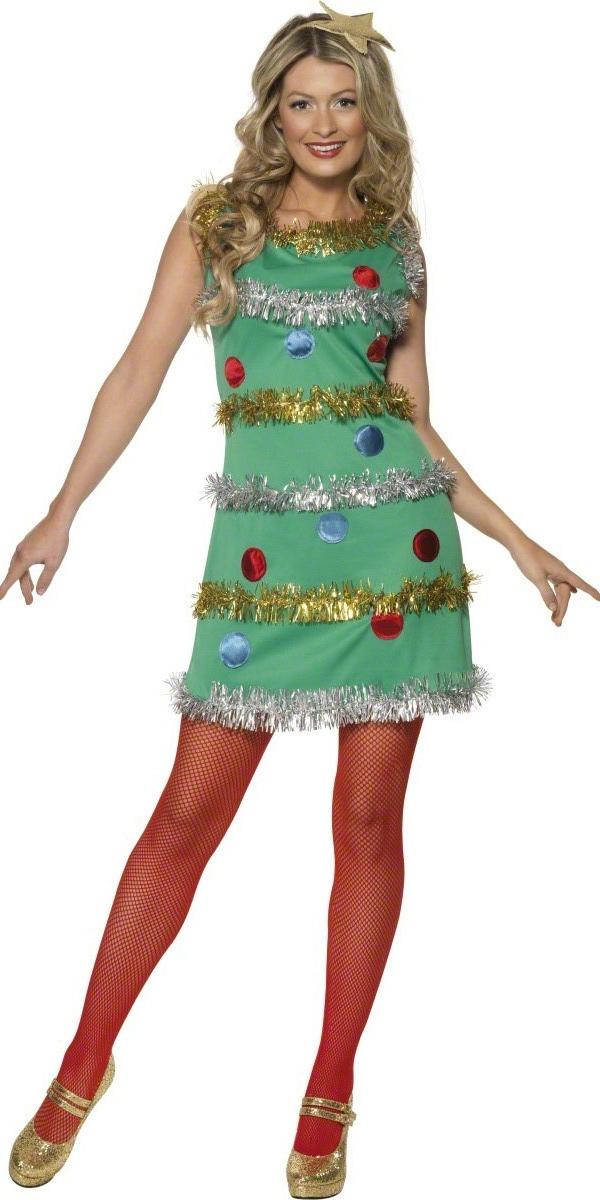 d602c2457613 Adult Christmas Tree Costume - 36992 - Fancy Dress Ball