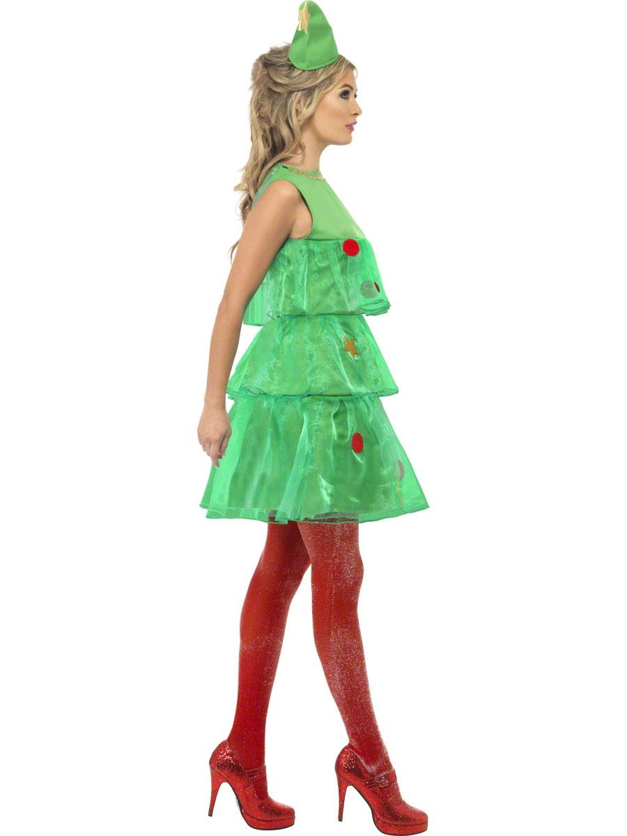 Christmas tree tutu costume 24331 fancy dress ball How to dress the perfect christmas tree