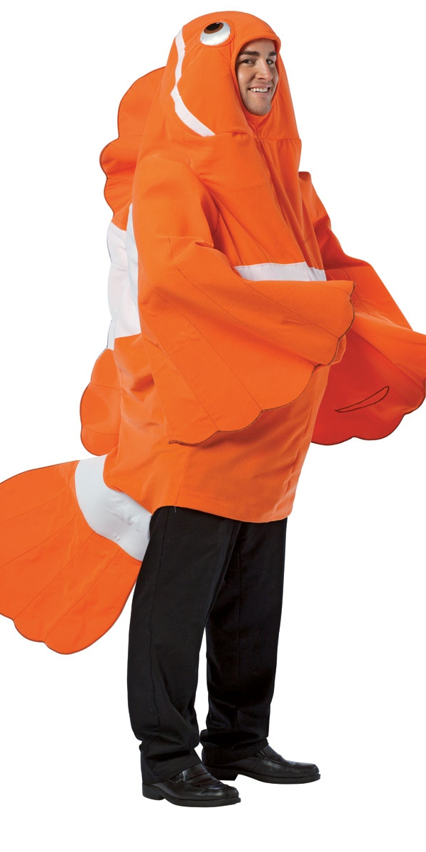 adult clown fish costume 4006490 fancy dress ball