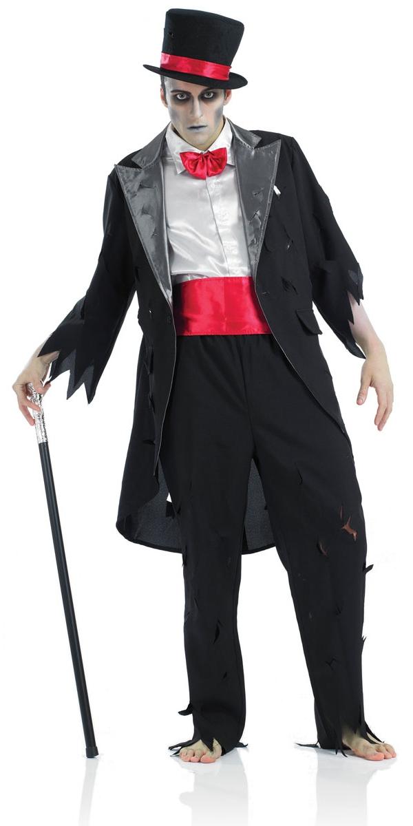 adult corpse groom costume fs3055 fancy dress ball. Black Bedroom Furniture Sets. Home Design Ideas