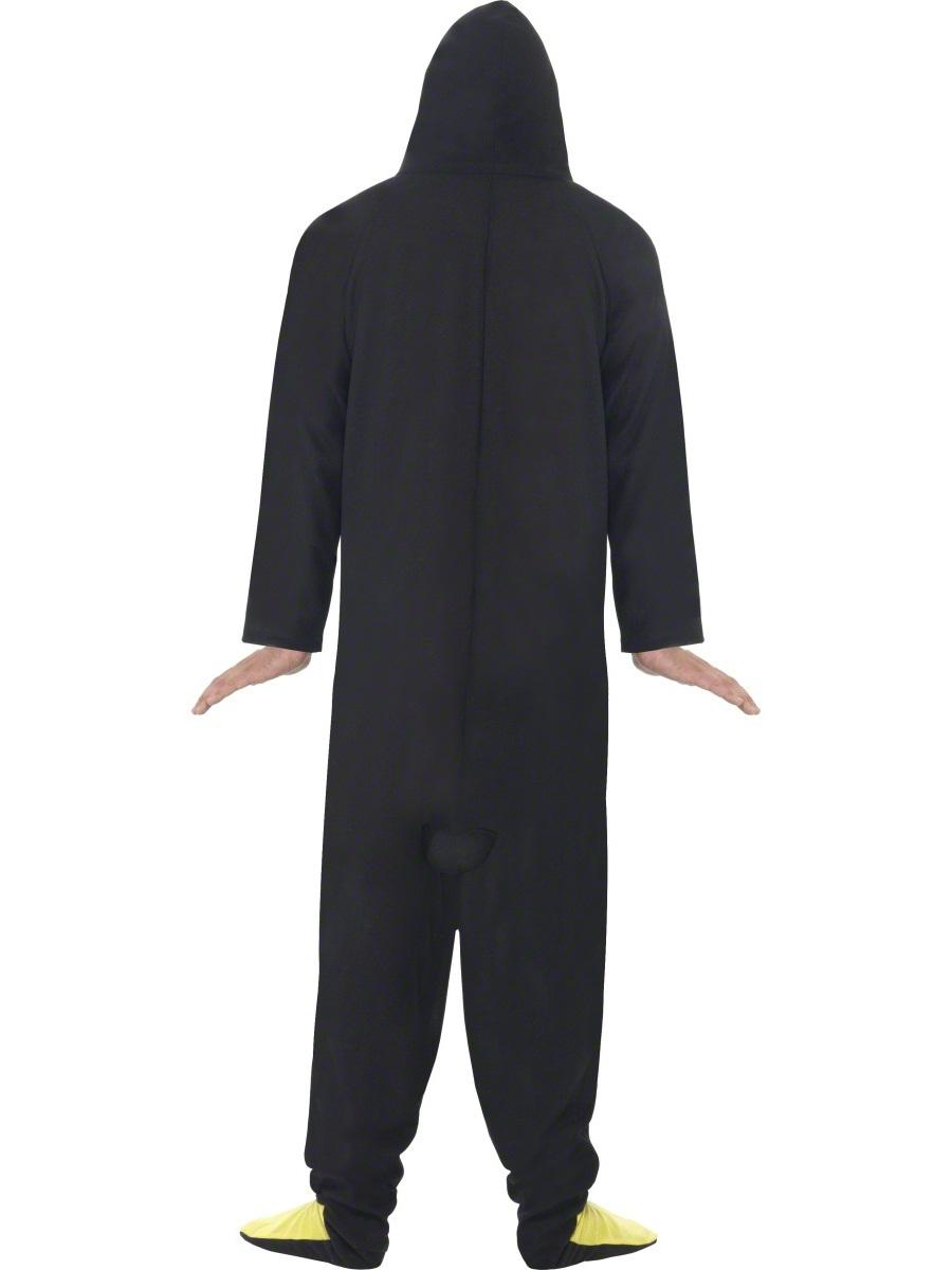 Adult Penguin Onesie Costume 23632 Fancy