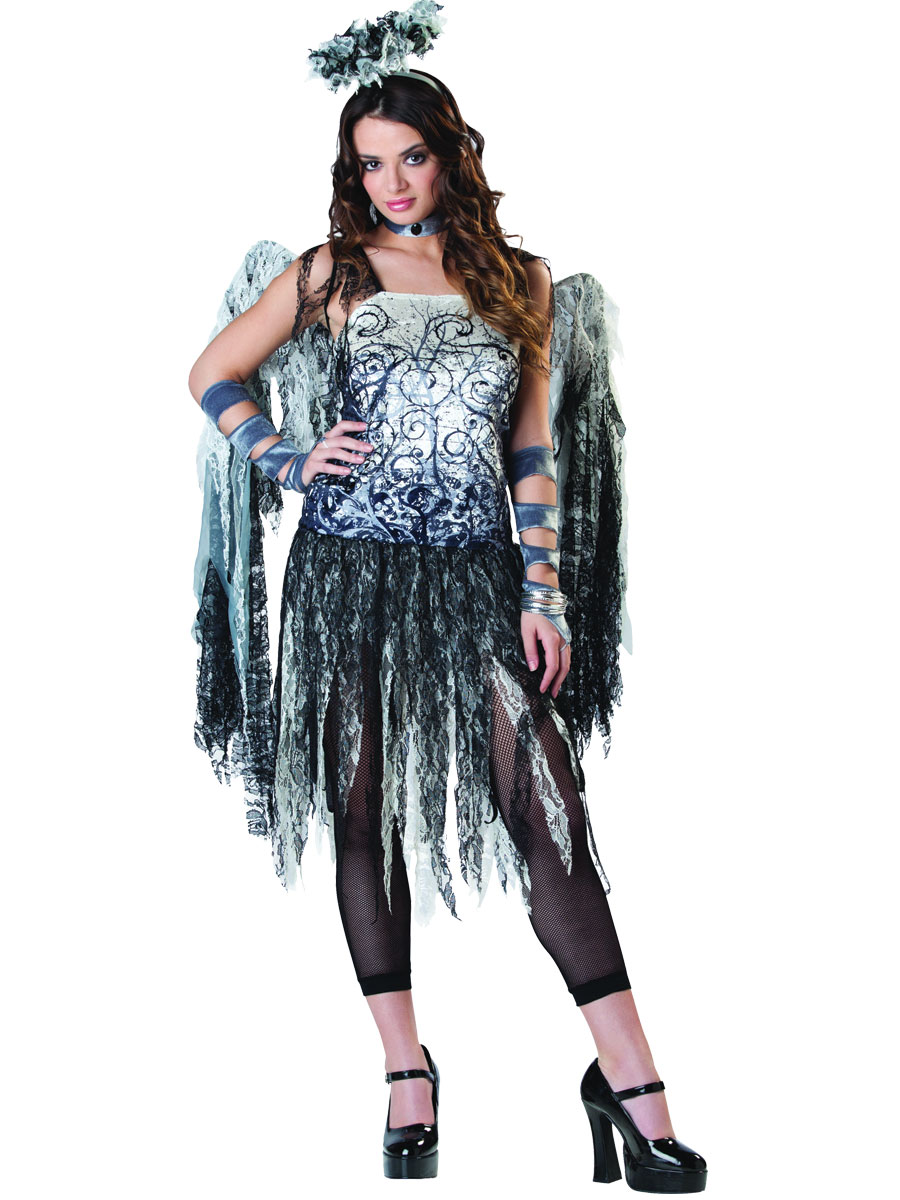 Dark Angel Costume - 996209 - Fancy Dress Ball
