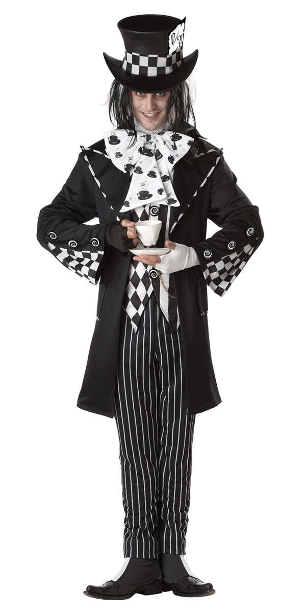 mad hatter costume - photo #17