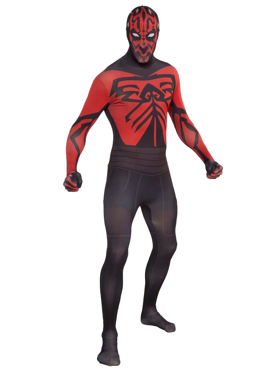 Amazoncom: darth maul costume adult