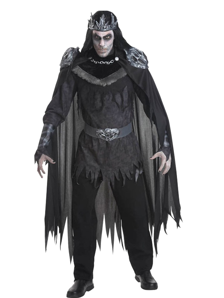 To recieve an automatic email once we have death king costume back