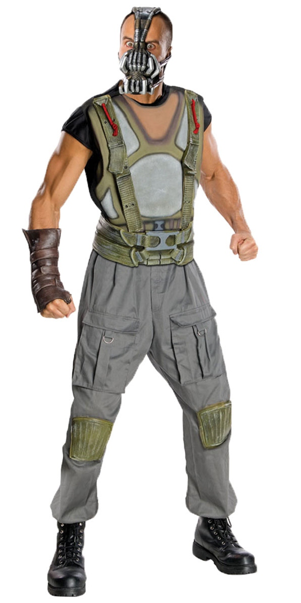 Adult Deluxe Bane Costume 880670 Fancy Dress Ball