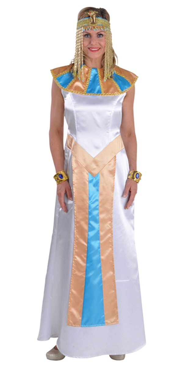 adult deluxe cleopatra costume 212124 fancy dress ball. Black Bedroom Furniture Sets. Home Design Ideas