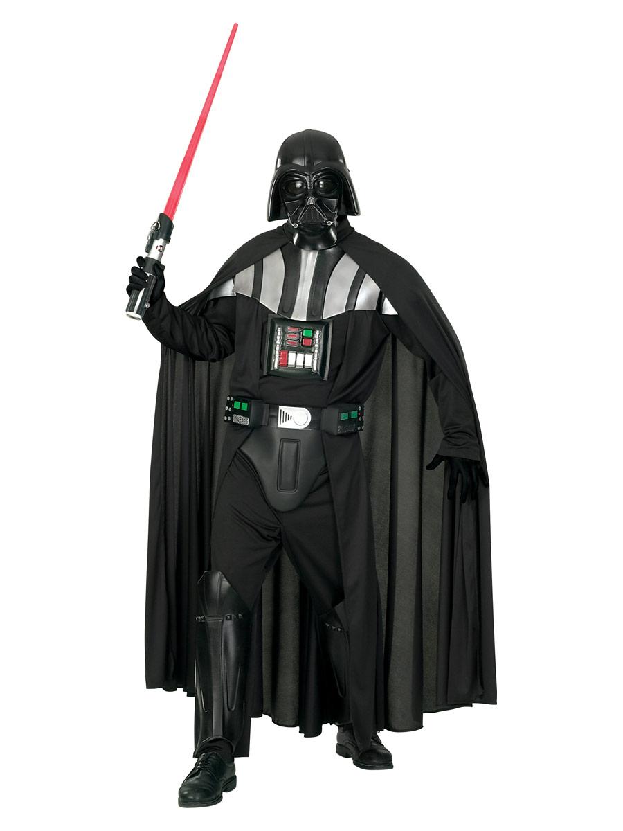 deluxe darth vader star wars costume. Black Bedroom Furniture Sets. Home Design Ideas