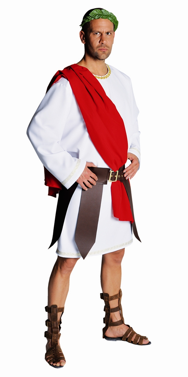 Adult Deluxe Julius Caesar Costume  sc 1 st  Fancy Dress Ball : costume ideas beginning with j  - Germanpascual.Com