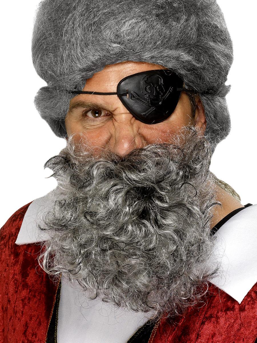 Deluxe Pirate Beard 1503 Fancy Dress Ball