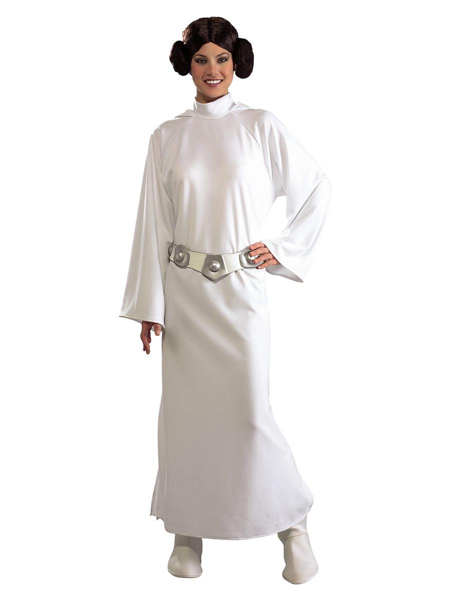 princess leia fancy dress costume the dress shop. Black Bedroom Furniture Sets. Home Design Ideas
