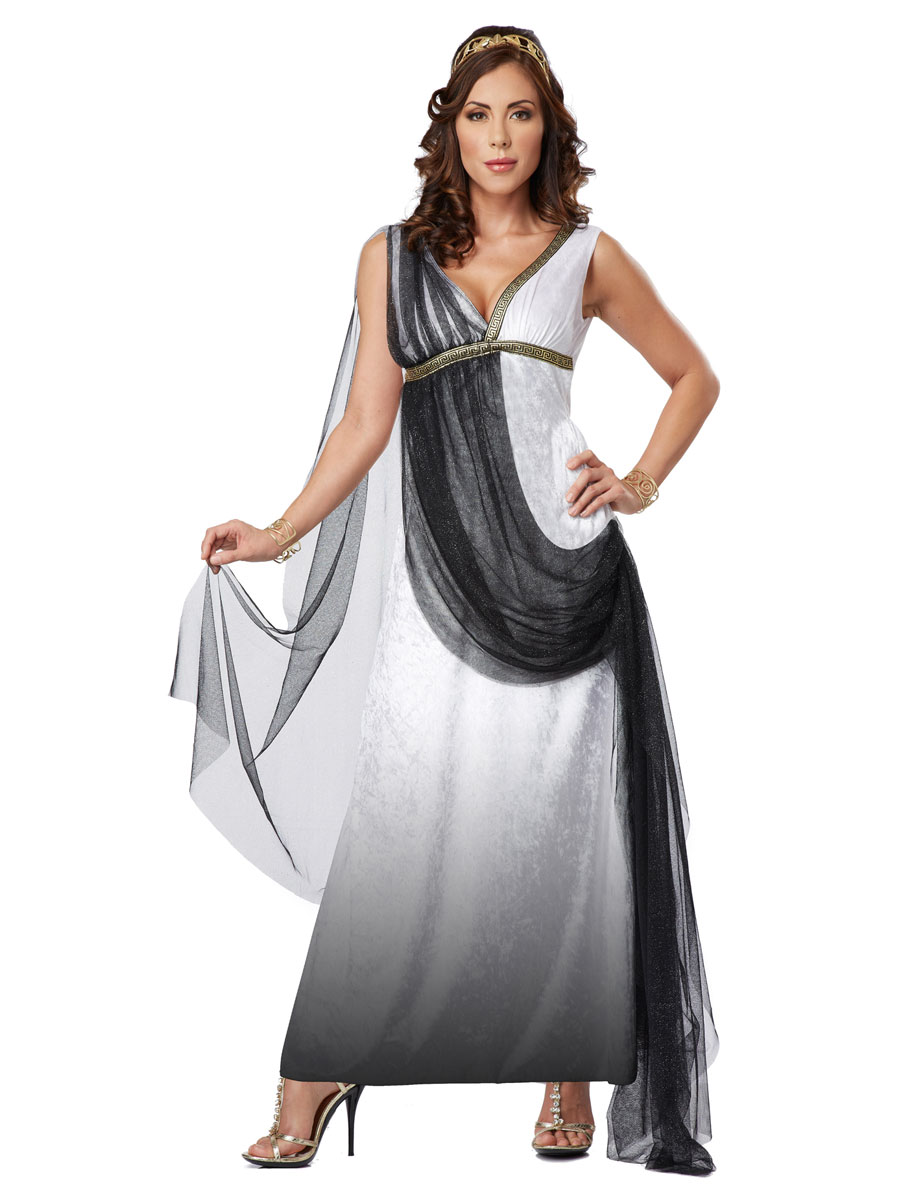 Amazing Traditional Roman Clothing For Women Roman Women  Dress Costume Of