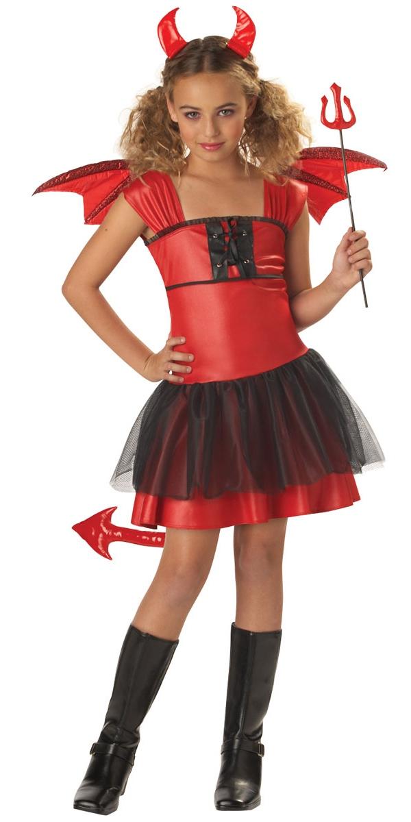 Girls Halloween Costumes Fancy Dress Ball