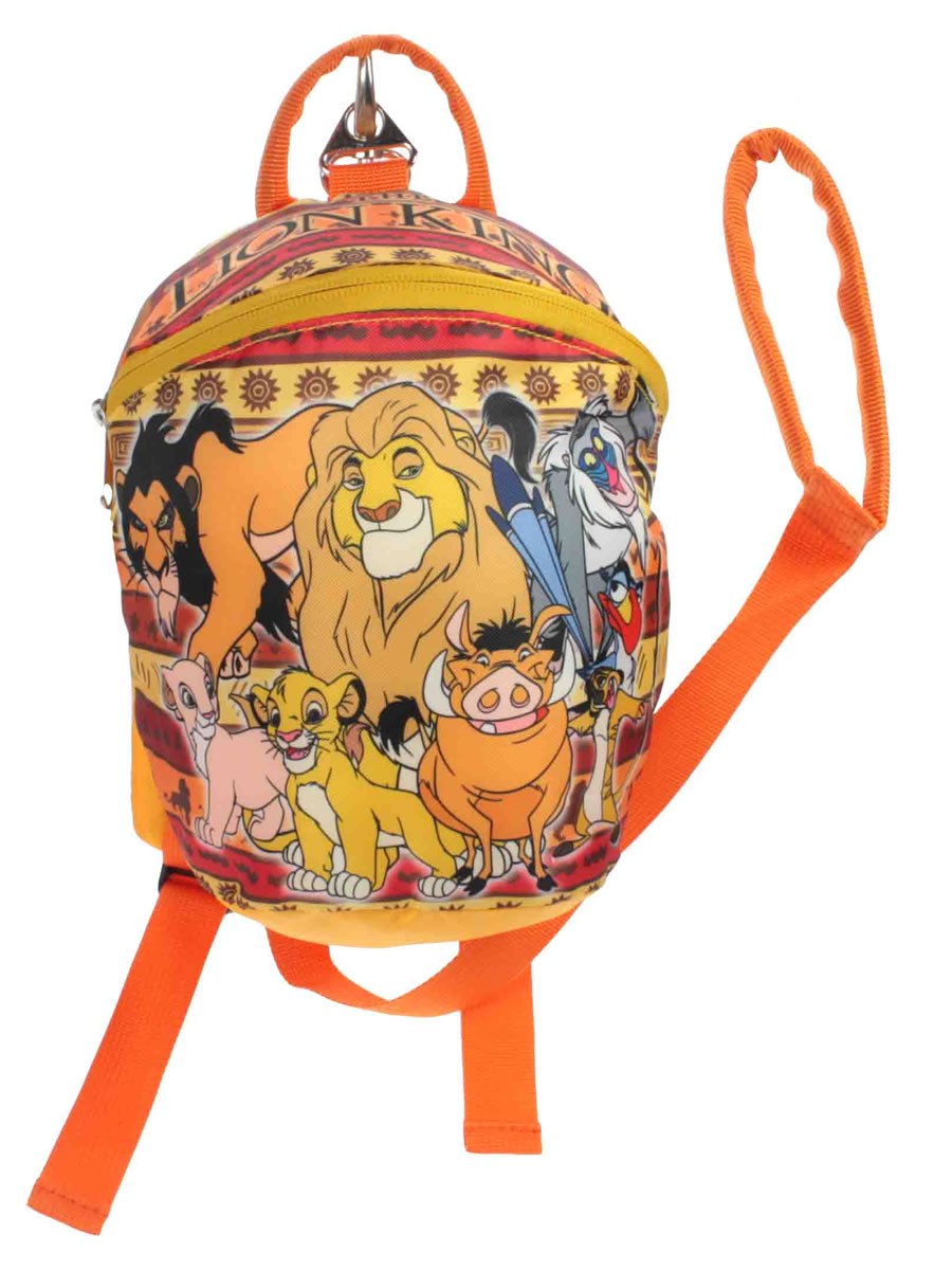 Disney S The Lion King Digby Reins Backpack Lion 01469