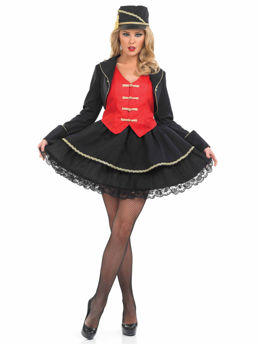 Majorette Costume For Kids