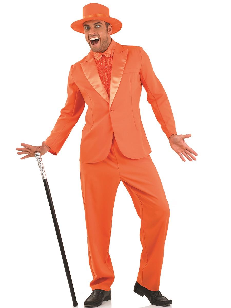 Adult Dumb & Dumber Lloyd Christmas Tuxedo Costume - FS3687 ...