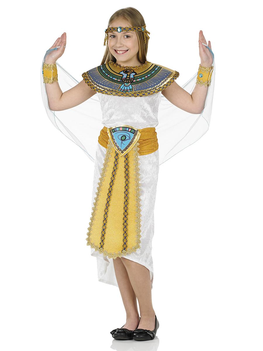 Egyptian Girl Childrens Costume Fs2501 Fancy Dress Ball